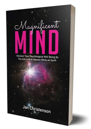 Magnificent Mind by Jan Christenson Uncover Your Psychological Well Being So You Can Live in Heaven While on Earth